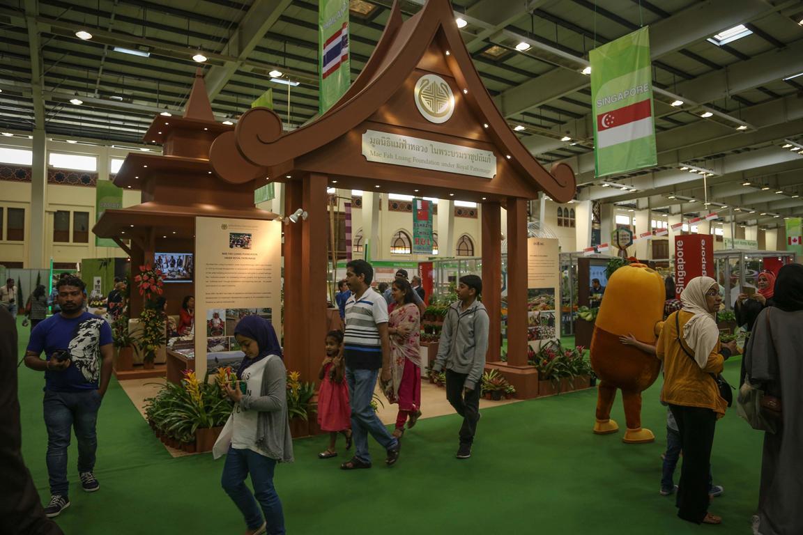 Bahrain International Garden Show highlights 'Food Safety