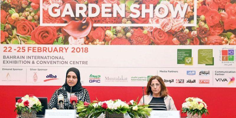 Get ready for Bahrain International Garden Show – Bahrain
